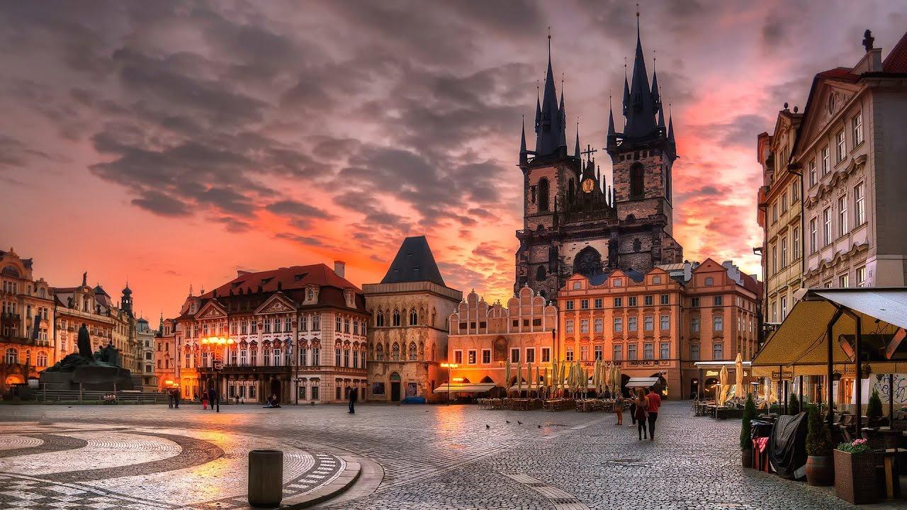 Η Παλιά Πόλη της Πράγας - Aisthisis.gr